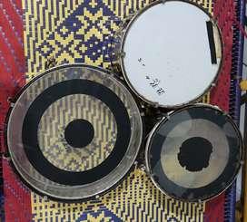 Percussion instruments rotta