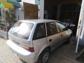Suzuki cultus Almost Total geniun Exchange possible.