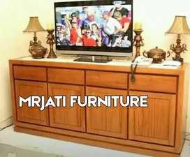 Bopet tv Material [ kayu jati tua Quality ]