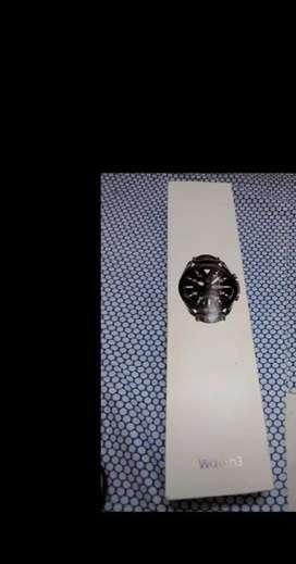 Galaxy's watch3 light used