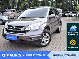 [OLX Autos] Honda CRV 2010 2.4 A/T Coklat #Allison