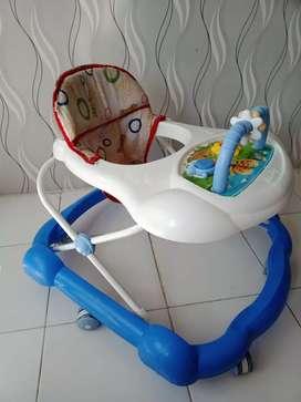 baby wallker/sepeda bulat anak