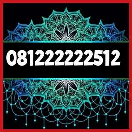 Nomor cantik simpati hexa