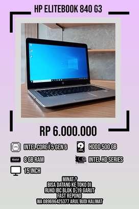 HP ELITEBOOK 840 G3 SECOND BERGARANSI
