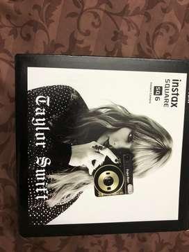 Fujifilm instax square taylor swift edition