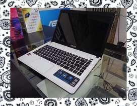Laptop ASUS X401U Series Processor AMD C60 - PASTI UNTUNG !