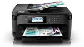 Printer workforce WF-7711, A3, ADF, PSCFax