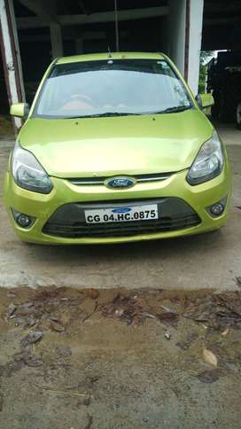 Ford Figo 2010 Diesel Good Condition