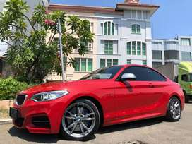 BMW M235i Coupe M-Sport 2015 Red On Red Km2000 Limited 3.0cc V6 326Hp