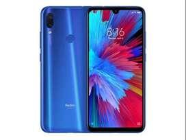 Redmi Note 7s 4/64gb blue