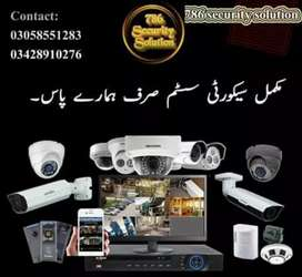 CCTV Camera for home and Business security in Lahore,Dahua/hikvision