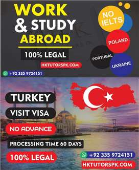 Poland and Purtogal work visa best opportunities