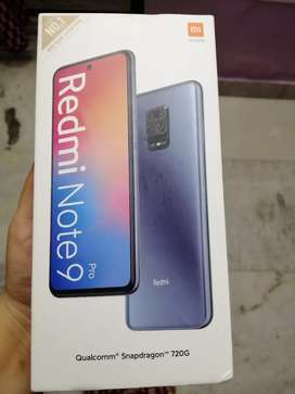 Redme note 9 pro