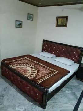 Full furnished rooms available for you
