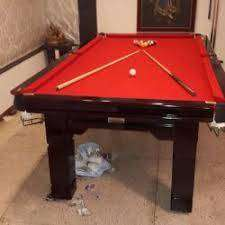 Snooker table,pool table, italian slate,bangloriable,stable,steel cush