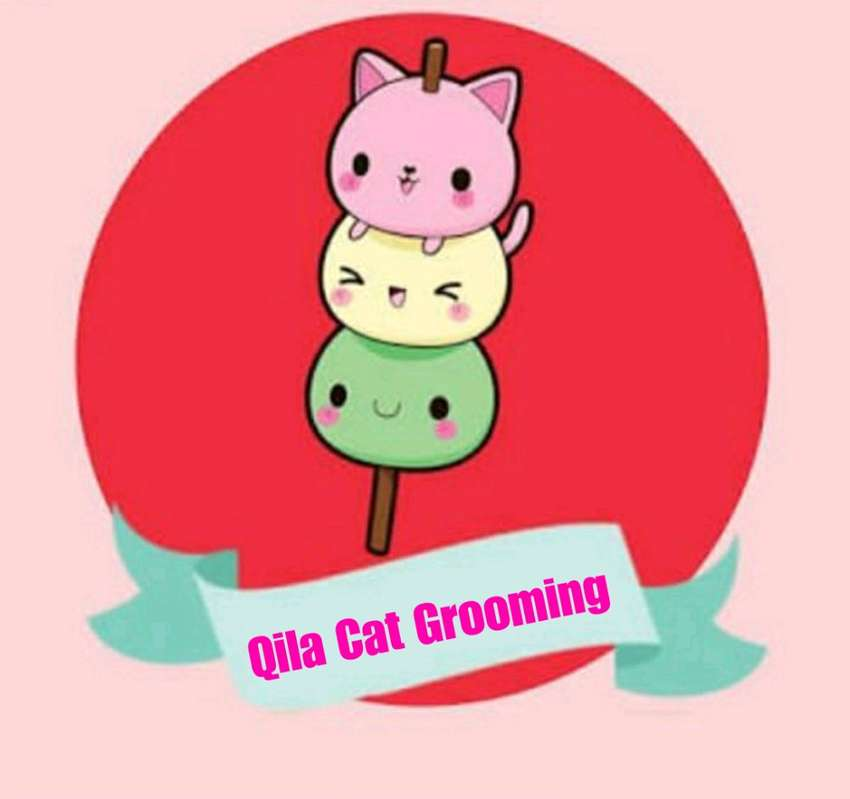 grooming kucing/mandi kucing delivery 0