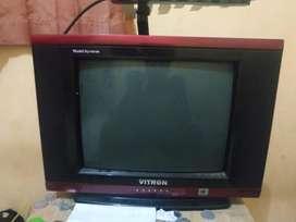 Tv vitron bekas