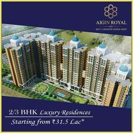 AIG Royal - 2 BHK Apartment in Greater Noida