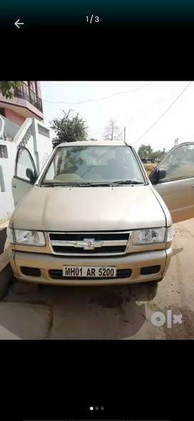 Tavera car good condition