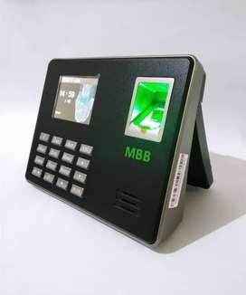 Promo Natal Mesin Finger Print Absen Absensi MBB FS800