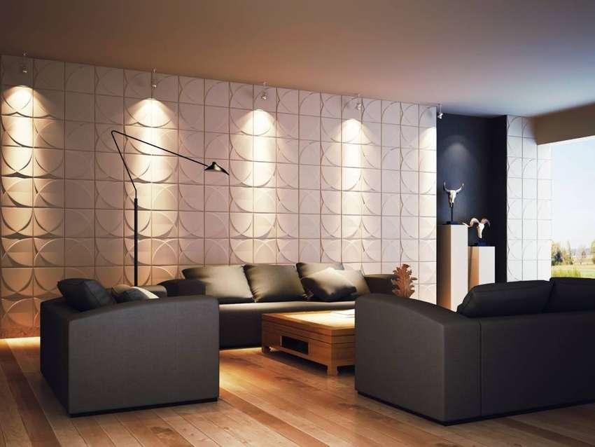 Panel Dinding WIndmill +jasa pasang (harga sendiri)
