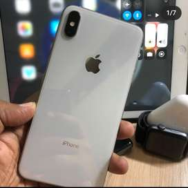 iPhone X for Sale 256 GB Rs 43K