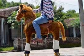 Kuda mainan    Ukuran L banyak pilihan bentuk