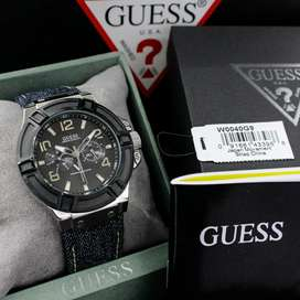 Jam Guess W0050G9 Authentic