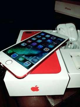 apple i phone 7s  64gb room available with bill box warranty