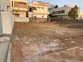 200sq.yards open plot ready to construct at R.L.nagar