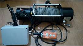 Used 10000 lb winch for sale