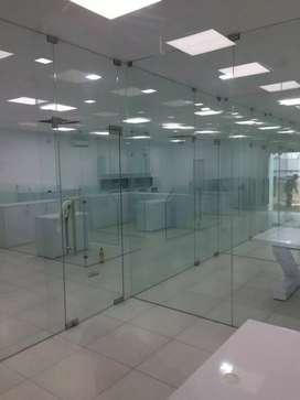 Acp work, Glass work, Toughned Glass work
