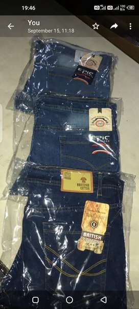 Puja sale(gents jeans only 190 per pc)