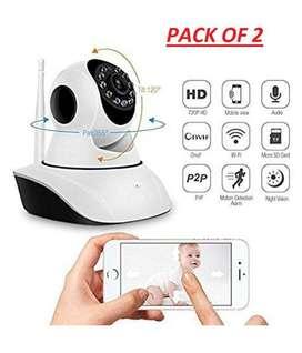 Wireless HD IP WiFi CCTV Indoor Security Camera..123.lkll