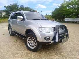Pajero sport exced 4x4 matic 2009