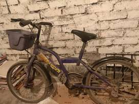 This bycicle is for the small children..