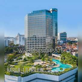 Dijual Hotel Jw Marriot Hotel Bintang 5