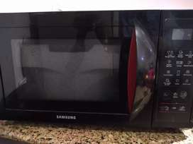 Samsung 28 L Microwave Oven new unused condition urgent sale