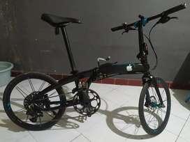 Sepeda lipat TERN VERGE X11 (FULL UPGRADE)