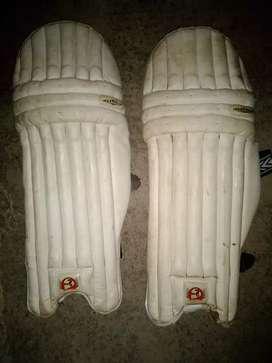 Cricket batting pad pair of 2