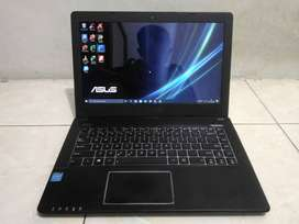 Laptop ASUS X450C Intel Celeron TINGGAL PAKAI