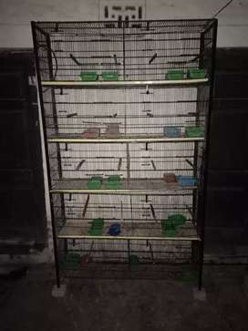 Cage for sale  serious buyer contact karien bus