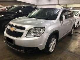 Chevrolet Orlando Km Rendah Thn 2012 Silver AT Matic