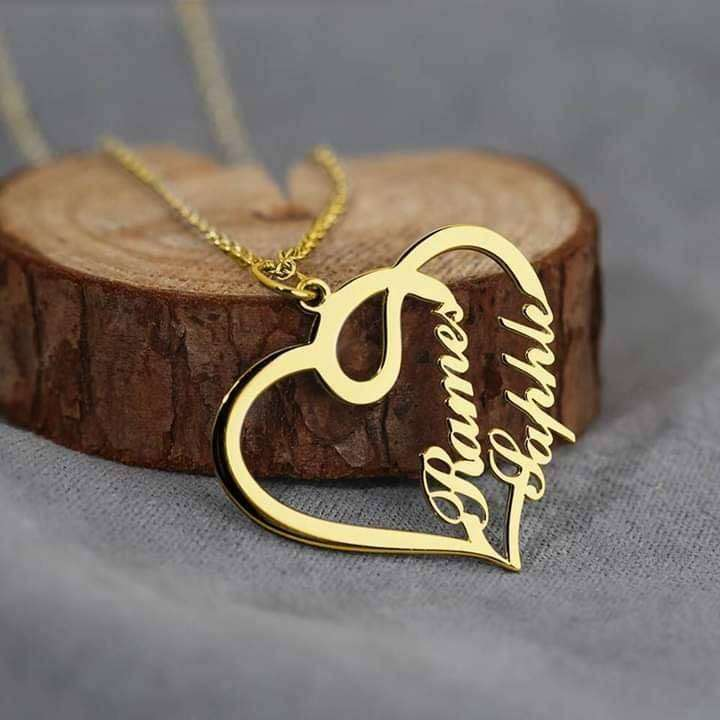 Customized Name Necklace 0