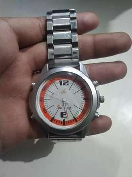 Fastrack Product, men's and boys watch, New Condition, Greap Chain.