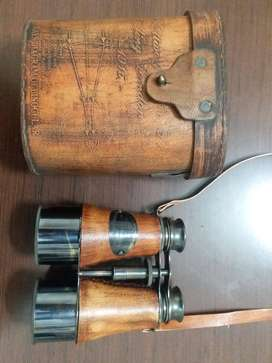 Antique binoculars by unique collections having good quality