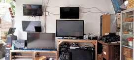 tv led full hd ex hotel 32 dan 43inch 8unit