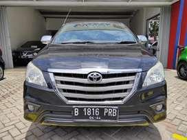 Toyota Innova 2.5 G Diesel AT 2014