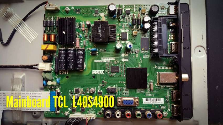Mainboard Smart TV LED TCL L40S4900 0