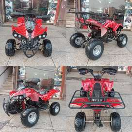 Sports Jeep 125cc Atv Quad 4 Wheels Bike Deliver In All Pakistan